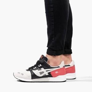 נעליים אסיקס לגברים Asics Gel-Lyte - שחור/אדום
