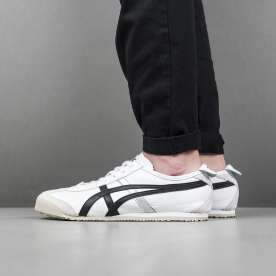נעליים אסיקס לגברים Asics Mexico 66 - לבן