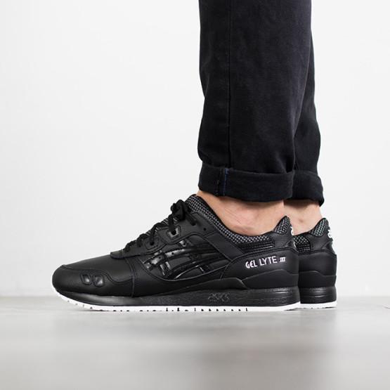 נעליים אסיקס טייגר לגברים Asics Tiger Gel-Lyte III - שחור