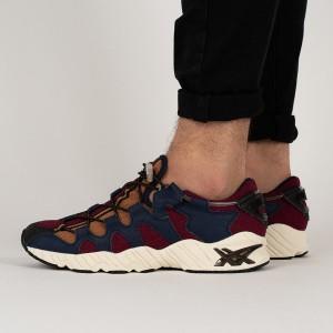 נעליים אסיקס טייגר לגברים Asics Tiger Gel-Mai - כחול/אדום