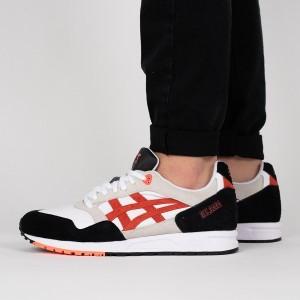 נעליים אסיקס טייגר לגברים Asics Tiger Gelsaga - שחור/אדום