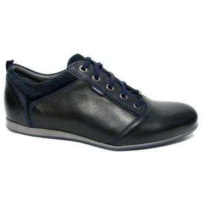 נעליים אלגנטיות בדורה לגברים Badura 2918731 - שחור