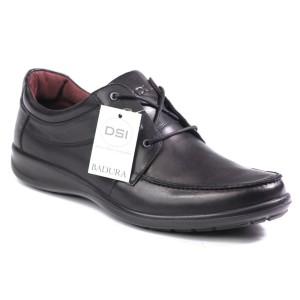 נעליים אלגנטיות בדורה לגברים Badura 3117 698 - שחור