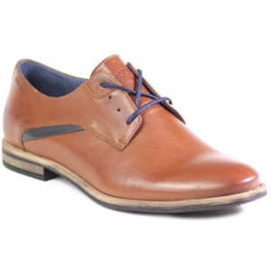 נעליים אלגנטיות בדורה לגברים Badura 3130 1073 - חום