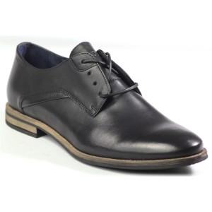 נעליים אלגנטיות בדורה לגברים Badura 3130 - שחור