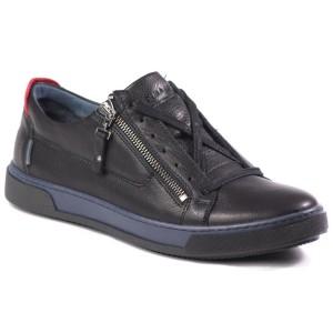 נעליים בדורה לגברים Badura 3137 - שחור