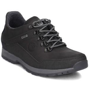 נעלי הליכה בדורה לגברים Badura 3141054 - שחור