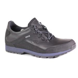 מגפיים בדורה לגברים Badura 3141 - שחור/כחול