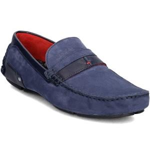 נעליים אלגנטיות בדורה לגברים Badura 3160383 - כחול