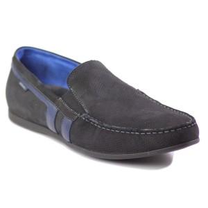 נעליים אלגנטיות בדורה לגברים Badura 3165 - שחור