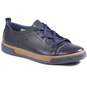 נעליים בדורה לגברים Badura 3347 1104 - כחול