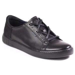 נעליים בדורה לגברים Badura 3356M 698 - שחור
