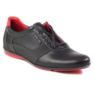 נעליים אלגנטיות בדורה לגברים Badura 3496 - שחור