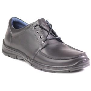 נעליים אלגנטיות בדורה לגברים Badura 3507 - שחור