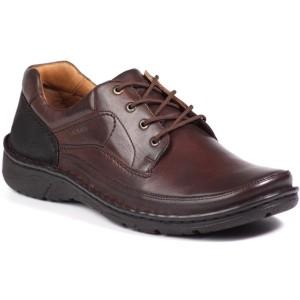 נעליים אלגנטיות בדורה לגברים Badura 6269 225 - חום