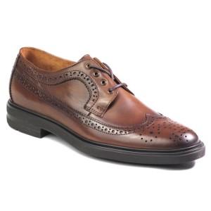 נעליים אלגנטיות בדורה לגברים Badura 7692 - חום