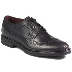 נעליים אלגנטיות בדורה לגברים Badura 7692 - שחור