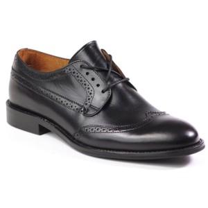 נעליים אלגנטיות בדורה לגברים Badura 7770147 - שחור