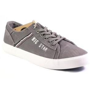 נעליים ביג סטאר לגברים Big Star AA174316 - אפור