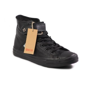 נעליים ביג סטאר לגברים Big Star Y174020 - שחור