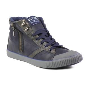 נעליים ביג סטאר לגברים Big Star Y174034 - כחול כהה