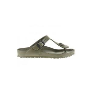 נעליים בירקנשטוק לגברים Birkenstock Gizeh Eva - ירוק
