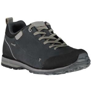 נעלי טיולים סמפ לגברים CMP Elettra Low WP - אפור כהה