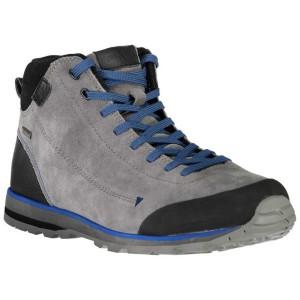נעלי טיולים סמפ לגברים CMP Elettra Mid WP - אפור בהיר