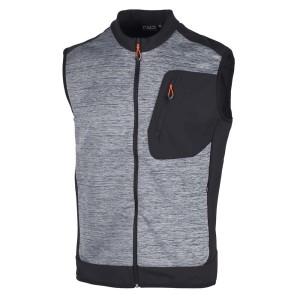 בגדי חורף סמפ לגברים CMP  Fitness Vest - אפור