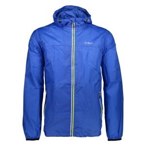 בגדי חורף סמפ לגברים CMP  Fix Hood Jacket - כחול כהה