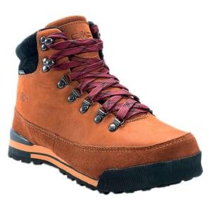 נעלי טיולים סמפ לגברים CMP Heka Hiking WP - חום