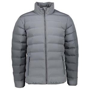 בגדי חורף סמפ לגברים CMP  Jacket Melange - אפור