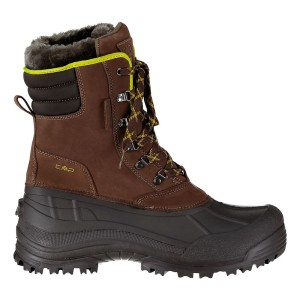 נעלי טיולים סמפ לגברים CMP Kinos WP - חום/שחור
