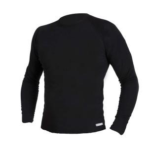 בגדי חורף סמפ לגברים CMP  Sweat - שחור