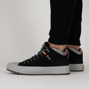 נעליים קונברס לגברים Converse Chuck Taylor AS Street Boot - שחור