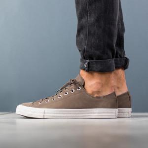 נעליים קונברס לגברים Converse Chuck Taylor All Star Low Top - חום