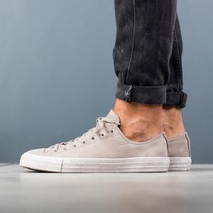 נעליים קונברס לגברים Converse Chuck Taylor All Star Low Top - אפור