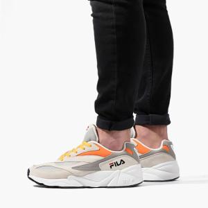 נעליים פילה לגברים Fila Venom V94 Low - אפור/כתום