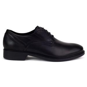 נעליים אלגנטיות ג'יאוקס לגברים Geox Yoris Abx - שחור