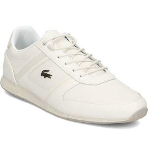 נעליים לקוסט לגברים LACOSTE 736CAM005318C - לבן
