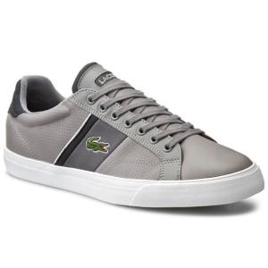 נעליים לקוסט לגברים LACOSTE Fairlead 116 1 Spm - אפור