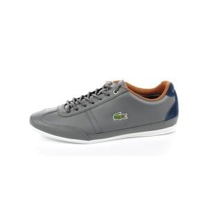 נעליים לקוסט לגברים LACOSTE Misano - אפור