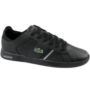 נעליים לקוסט לגברים LACOSTE Novas CT - שחור