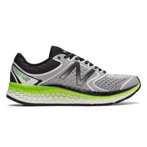נעליים ניו באלאנס לגברים New Balance Fresh Foam 1080v7 - אפור/שחור
