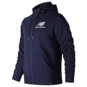 בגדי חורף ניו באלאנס לגברים New Balance J83513 Essentials - כחול כהה
