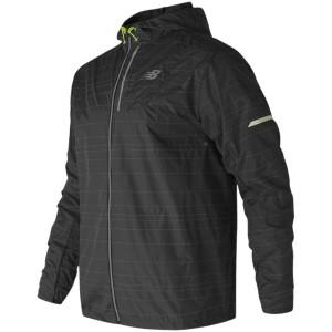 בגדי חורף ניו באלאנס לגברים New Balance Reflective Lite Packable - שחור