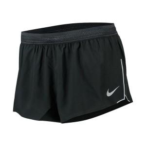 ביגוד נייק לגברים Nike  Aero Swift Short 2In - שחור