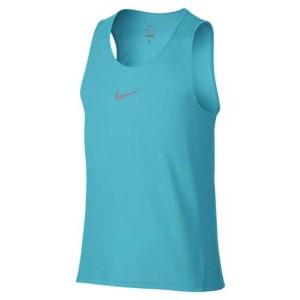 ביגוד נייק לגברים Nike  Aeroreact - טורקיז
