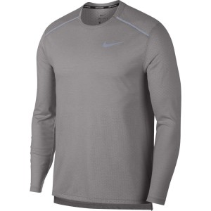 ביגוד נייק לגברים Nike  Breathe Rise 365 - אפור