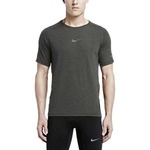 ביגוד נייק לגברים Nike  Dri Fit Aeroreact - אפור